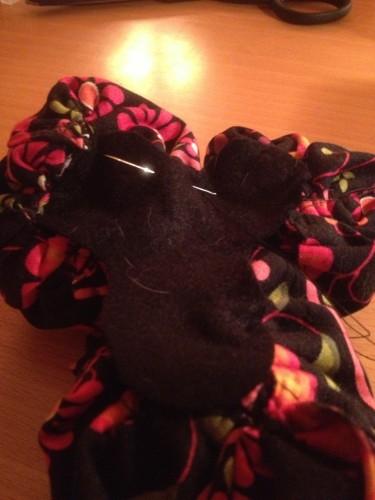 2013-07-28 sewing felt base